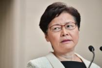 Hong Kong lideri tasarıyı geri çekiyor!