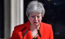 Theresa May istifa edecek