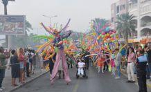 Güvercin Beste Yarışması'nda renkli görüntüler