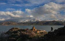 Akdamar Adası'ndan muhteşem görüntüler