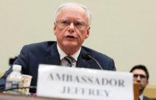ABD'nin Suriye Özel Temsilcisi Jeffrey Türkiye'de