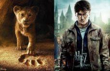 Aslan Kral, Harry Potter'ın rekorunu kırdı