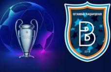 Başakşehir'in Şampiyonlar Ligi'ndeki rakibi belli!