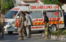 Hastane yakınında intihar saldırısı! Ölü ve yaralılar var
