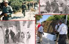 Kahramanlar Kıbrıs'ta buluştu