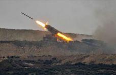 Tel Rıfat'ta terör hedefleri vuruldu