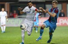Trabzonspor ile Kasımpaşa puanları paylaştı