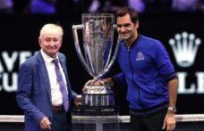 Rod Laver'dan Federer'e destek!