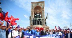 Türkiye'de 1 Mayıs!