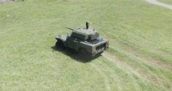 Karşınızda Türkiye'nin ilk elektrikli zırhlısı...