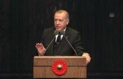 Erdoğan'dan soykırım iddialarına 'tokat' gibi yanıt