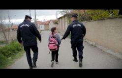 Jandarmadan 23 Nisan'a özel klip