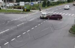 MOBESE'de trafik kazaları