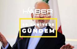 19.09.2019-60 saniye de Türkiye ve Dünya gündeminden başlıklar