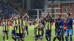 Kasımpaşa - Fenerbahçe maçından kareler