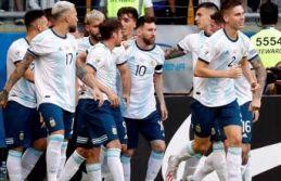 Copa America'da tur gecesi
