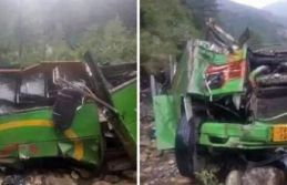Hindistan'da feci kaza: 25 kişi öldü