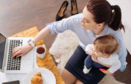 Kreş olmadığı için istifa eden anne tazminat alacak
