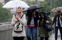 Marmara için sağanak yağış uyarısı yapıldı