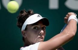 Pemga Özgen, Wimbledon'a iyi başladı