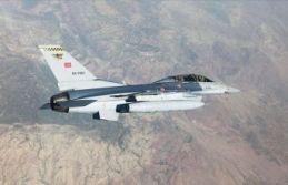PKK'ya ait mevzilere Pençe!