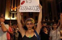 Protestolar ilk haftasına girdi!