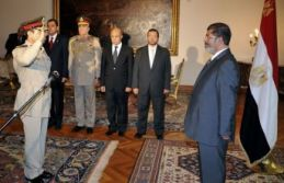 Sisi, Mursi'nin taziye merasimine izin vermedi