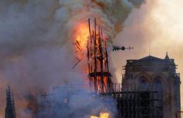 Tarihi bina neden yandı?