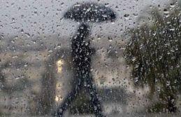 Yağmurluk şart oldu