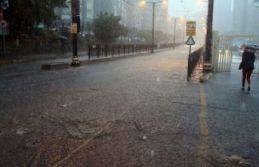 11 ilimiz için acil durum! Yağış geliyor...