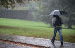 4 ilimiz için acil durum! Yağış geliyor...