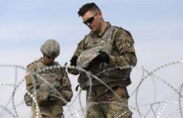 ABD, Meksika sınırına asker yığıyor!