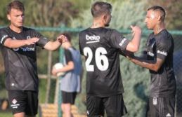 Beşiktaş, Pendikspor'a gol oldu yağdı