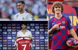 La Liga'da milyar euroluk transfer!