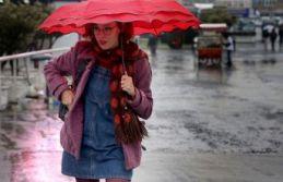 Meteoroloji uyardı... Yağışa dikkat!