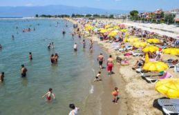 Plajda 'şezlong' kavgası: 1 polis öldü