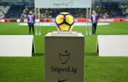 Süper Lig'de 2019-2020 sezonu fikstürü çekildi