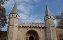 Topkapı Sarayı'na düzenleme