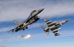 Hava harekatı: 24 terörist etkisizleştirildi!