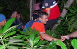 Mahsur kalan 6 kişi kurtarıldı
