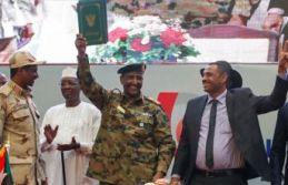 Sudan'da kriz bitti!