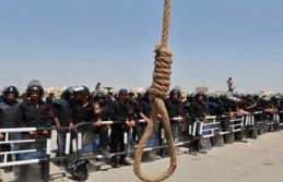 Arabistan'da idamlar artış eğiliminde