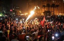 Mısır halkı Sisi'ye karşı ayakta!
