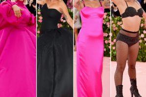 2019 MET Gala'da renkli görüntüler
