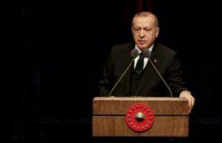 Erdoğan'dan soykırım iddialarına 'tokat'...