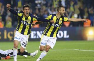 Fenerbahçe son saniyede hayata tutundu