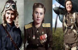 Gece Cadıları: Nazilere dehşet saçan kadın pilotlar