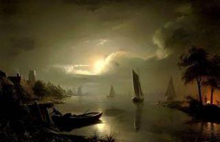Kapalı havaların ressamı: Caspar David Friedrich