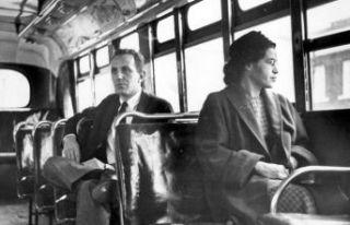 Rose Parks: Irkçılığa tek başına meydan okuyan...