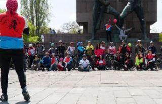 Bisikletlerle Anıtkabir'den Samsun'a...